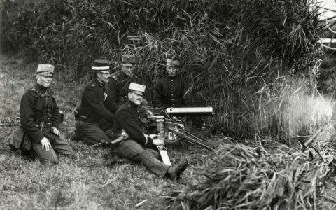 Manouvres-vd-Artillerie-1912-rond-de-Stelling copy