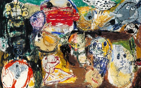 Letter to my Son 1956-7 Asger Jorn 1914-1973 Purchased 1984 http://www.tate.org.uk/art/work/T03864